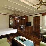 Berjaya Tioman Deluxe Chalet Room Interior