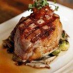Duroc Pork Chop (seasonal presentation)