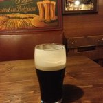 murphy's stout in merulana's cafe roma