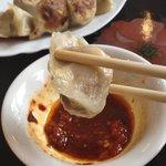 Boiled Sanxian dumpling
