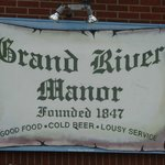 just a funny sign at a abr we saw on the covered bridge tour