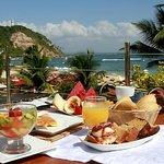 Le Terrace Beach Hotel Foto