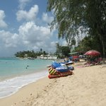 Mullins Beach - perfect spot for family activities.