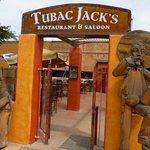 Tubac Jack's entrance