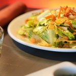 Chipotle Caesar Salad from the Arizona Room Patio & Grill