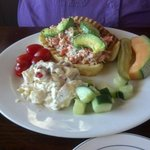 Healthy and Yummy Lobster Roll!