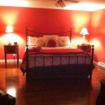 Room 11... comfy bed!!