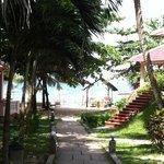 Strand und Anlage