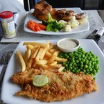 Best fish and chips in Thailand