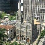 View from room (Catedral Presbiteriana do Rio de Janeiro)