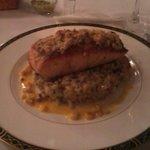 """Pedi o """"salmon rosado"""", muito bom, uma mistura de sabores  incrível"""
