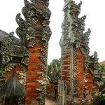 gate leading to the Kertha Gosa