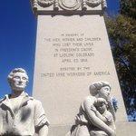 Ludlow Massacre Monument Colorado