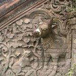 intricate wall sculptures