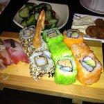 Standard sushi
