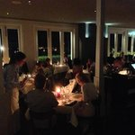 Bistro Lago at Earth Hour