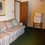 Foyer in room 201