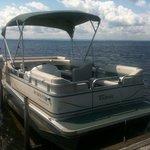 Anglersbay Boat