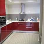 Our fullsized kitchen
