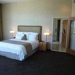 Panorama suite bedroom