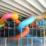 Indoor Playground area