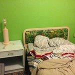 Room 4 was NASTY!!