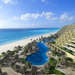 Normal Paradisus Cancun Pool RS