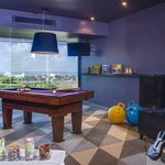 Normal Family Concierge Lounge Game Room