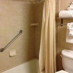 Bathroom executive floor
