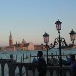 Tony Scott enjoys the Romance of Venice
