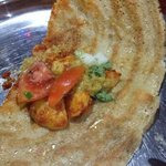 half a dosa - we shared!!!
