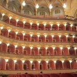 羅馬歌劇院內部