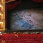 羅馬歌劇院舞台