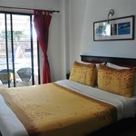 Double room at Andaman Legacy Guest House