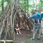 building dens!