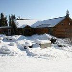 Main Lodge - A Taste of Alaska