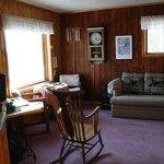 Annex Lodge - Lounge