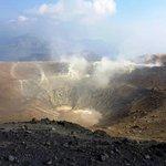 Il gran cratere.