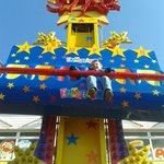 The Jumping Star ride