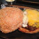 Four Cheese Burger