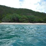 Quiet Beach - Peter Island, BVI