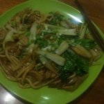 Ginger Chicken Noodles, run of the mill, but still nice