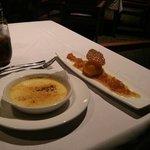 Creme Brulee @ Nuku Restaurant