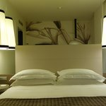 Deluxe room - comfy bed