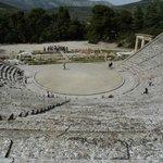 theatre épidaure