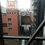 View from the Elevator