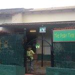 Pear Tree Cafe - entrance