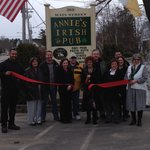 Ribbon cutting with Ogunquit Chamber of Commerce