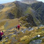 Guided hill walks