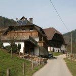 The Farmhouse and Barn